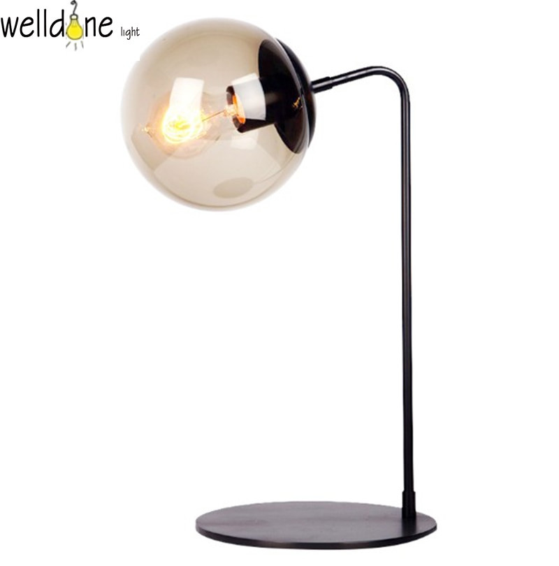 Best ideas about Office Desk Lamps . Save or Pin Innovation design office desk lamp indoor glass lamp shade Now.