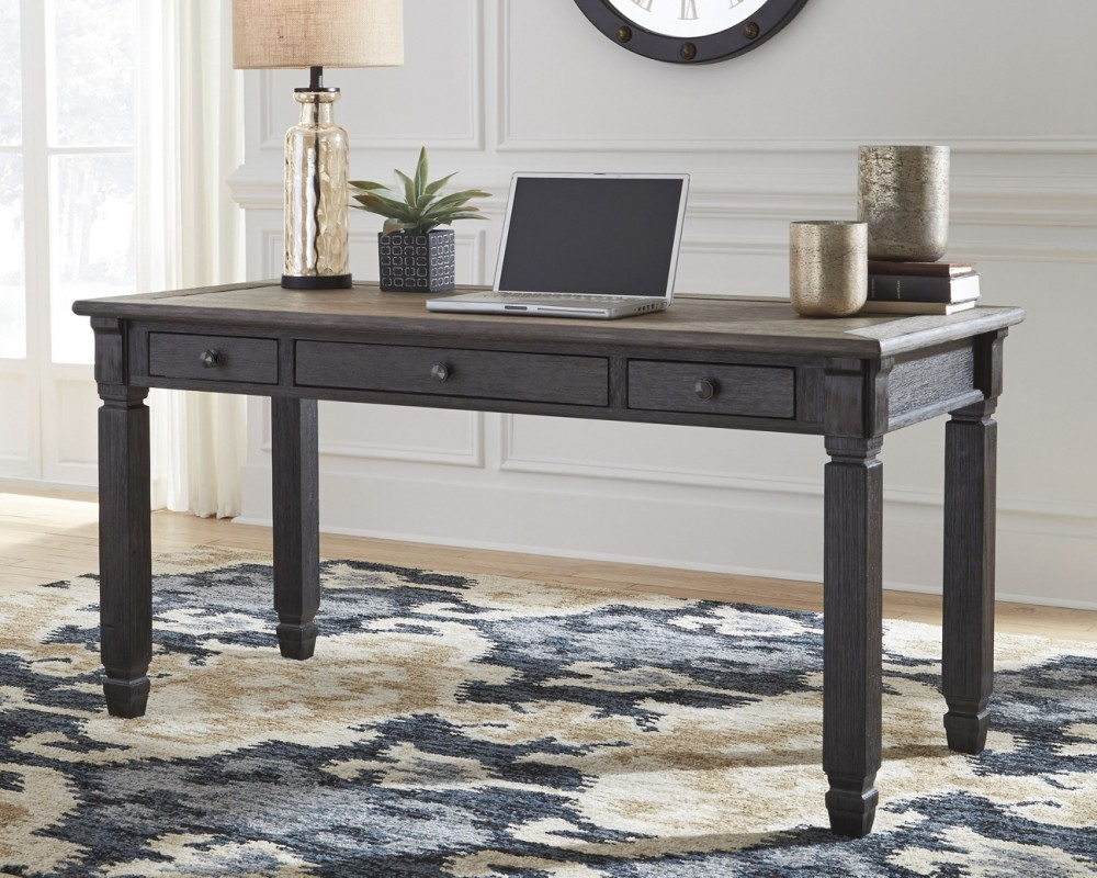 """Best ideas about Office Desks For Home . Save or Pin Tyler Creek 60"""" Home fice Desk H736 44 Now."""