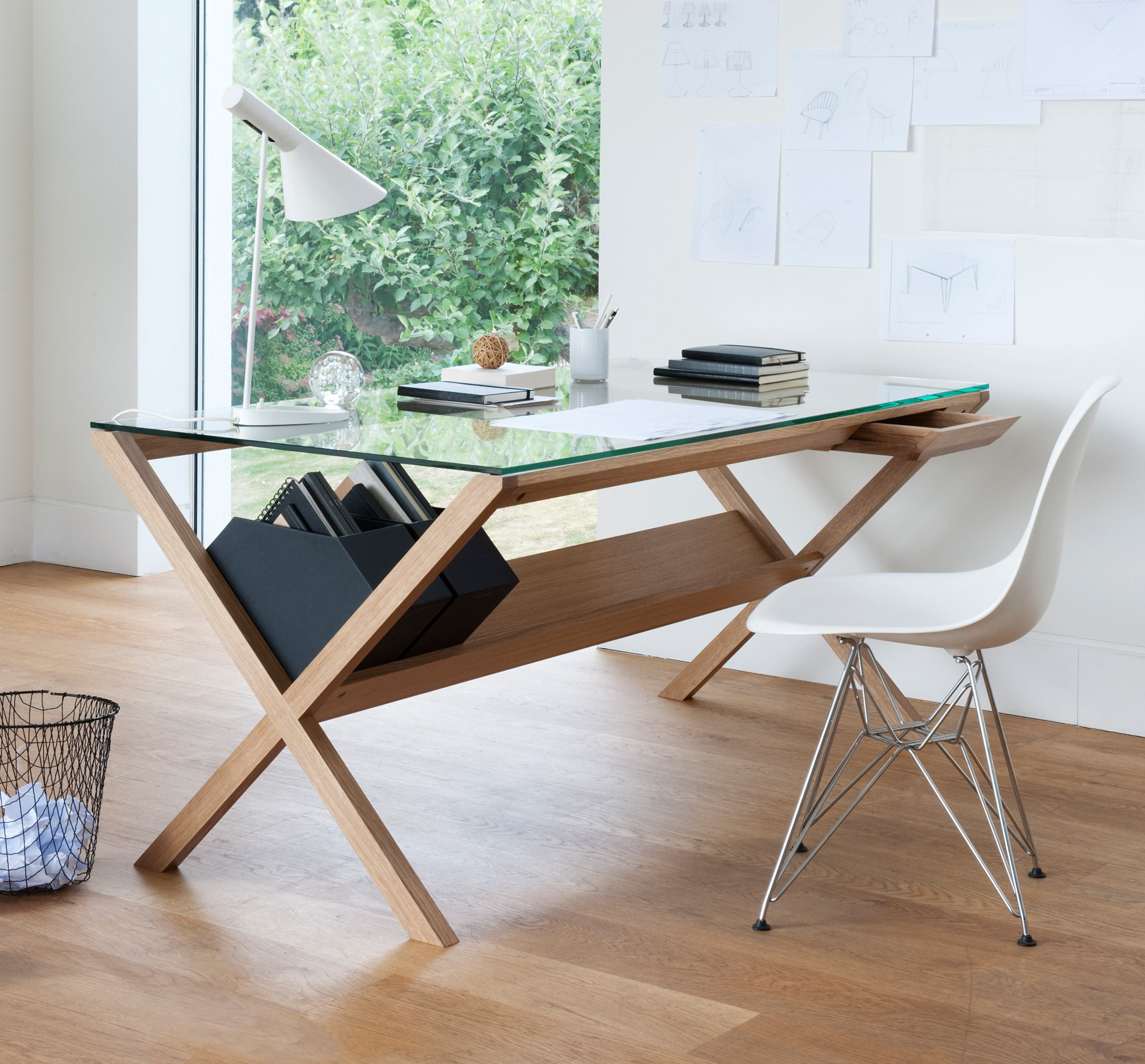 Best ideas about Office Desks For Home . Save or Pin Covet Desk by Shin Azumi Now.