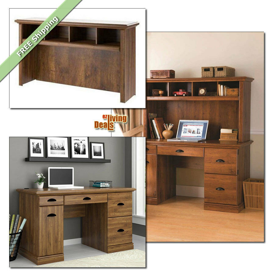 Best ideas about Office Desks For Home . Save or Pin puter Desk with Storage Home fice Furniture Wood Now.