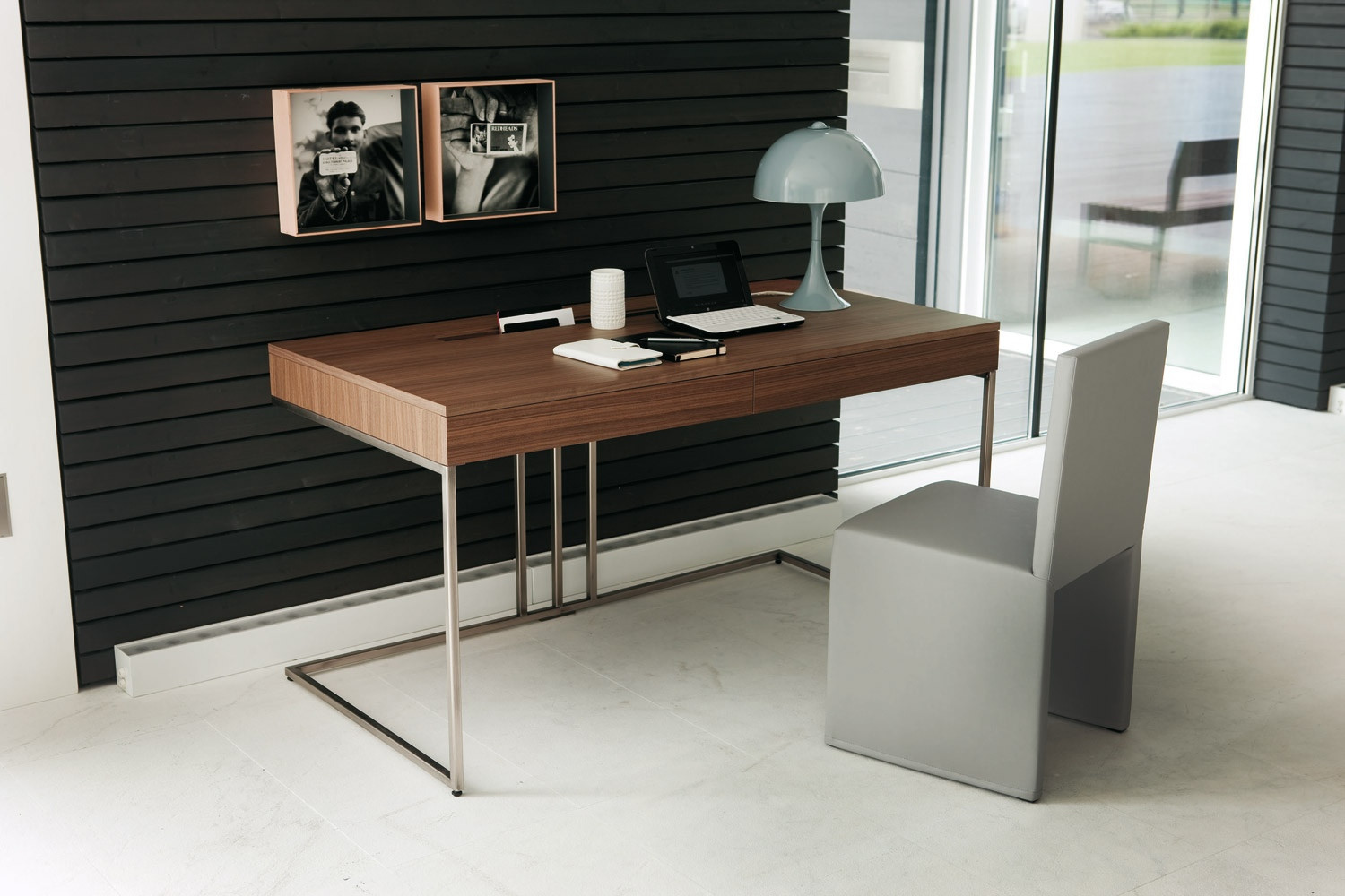 Best ideas about Office Desks For Home . Save or Pin 30 Inspirational Home fice Desks Now.