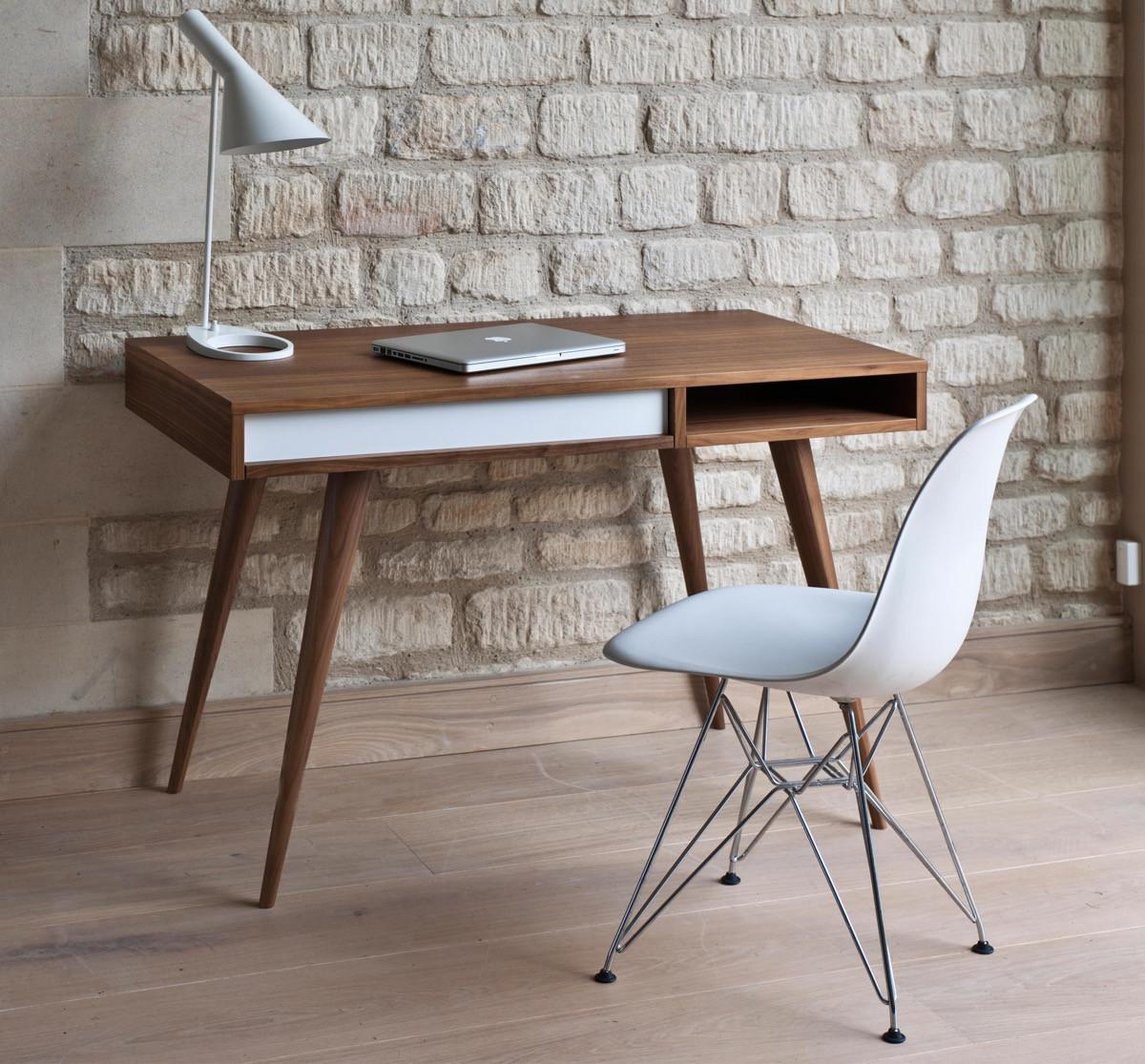 Best ideas about Office Desks For Home . Save or Pin Unique Home fice Desks Now.