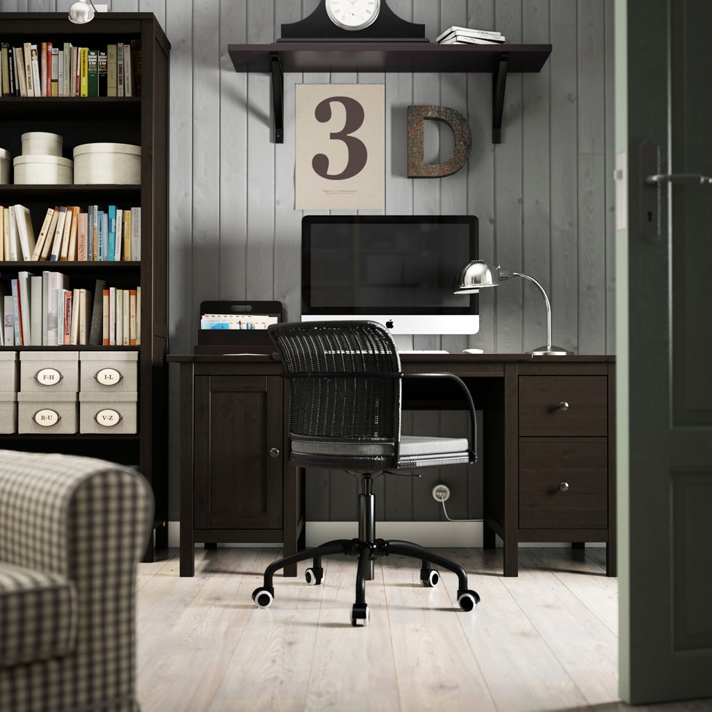 Best ideas about Office Furniture Ikea . Save or Pin Home fice Furniture & Ideas Now.