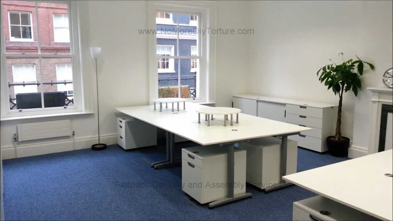 Best ideas about Office Furniture Ikea . Save or Pin IKEA fice Flatpack Furniture Galant Series Now.