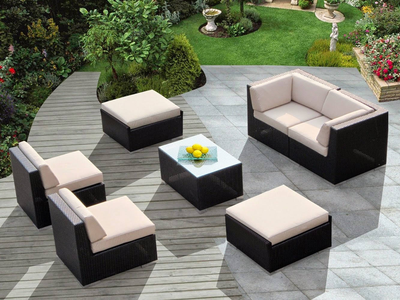 Best ideas about Ohana Patio Furniture . Save or Pin Genuine Ohana Outdoor Patio Furniture Gorgeous Outdoor Now.
