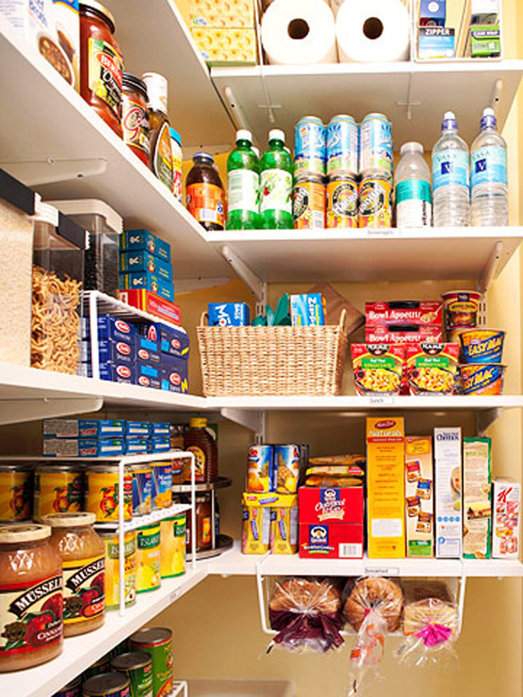Best ideas about Organizing A Pantry . Save or Pin Top 10 Tips for Pantry Organization and Storage Top Inspired Now.