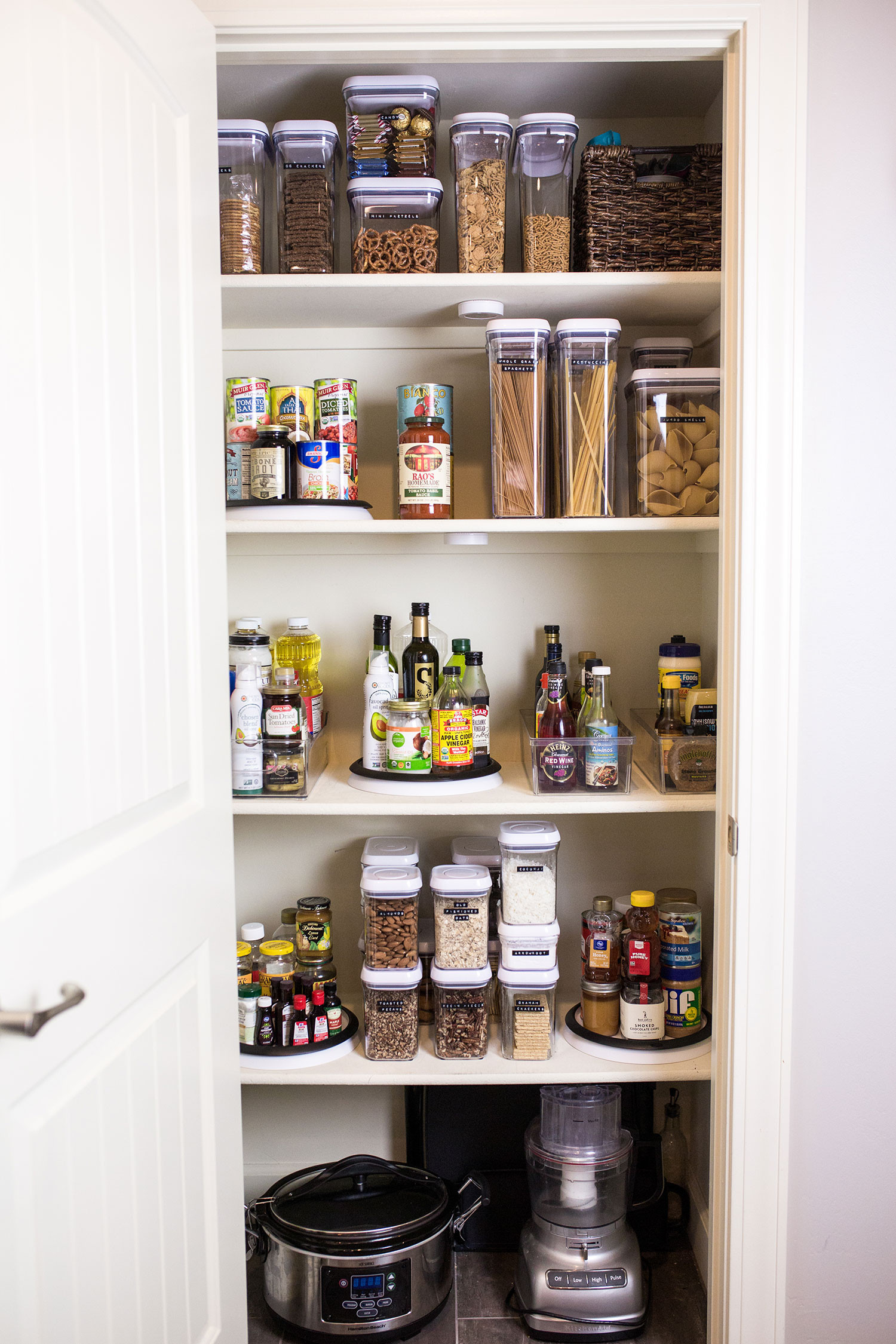 Best ideas about Organizing A Pantry . Save or Pin How to Organize Your Pantry Handle the Heat Now.