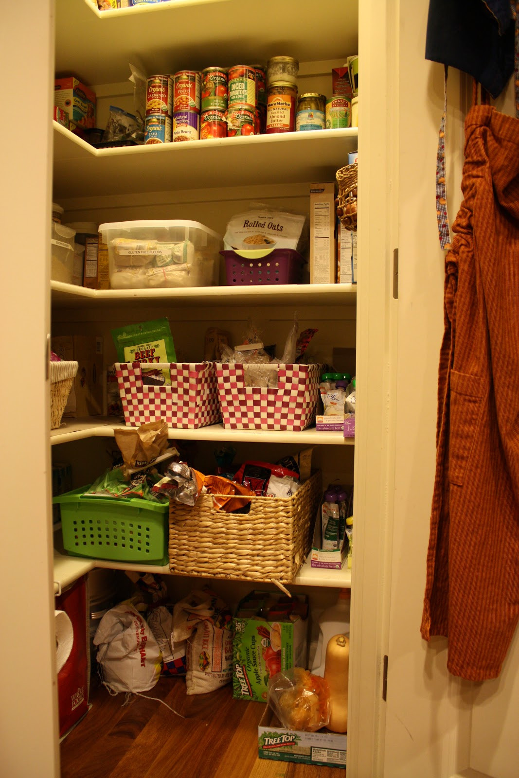 Best ideas about Organizing A Pantry . Save or Pin Organizing Tip How To Organize a Pantry Tessa the Now.