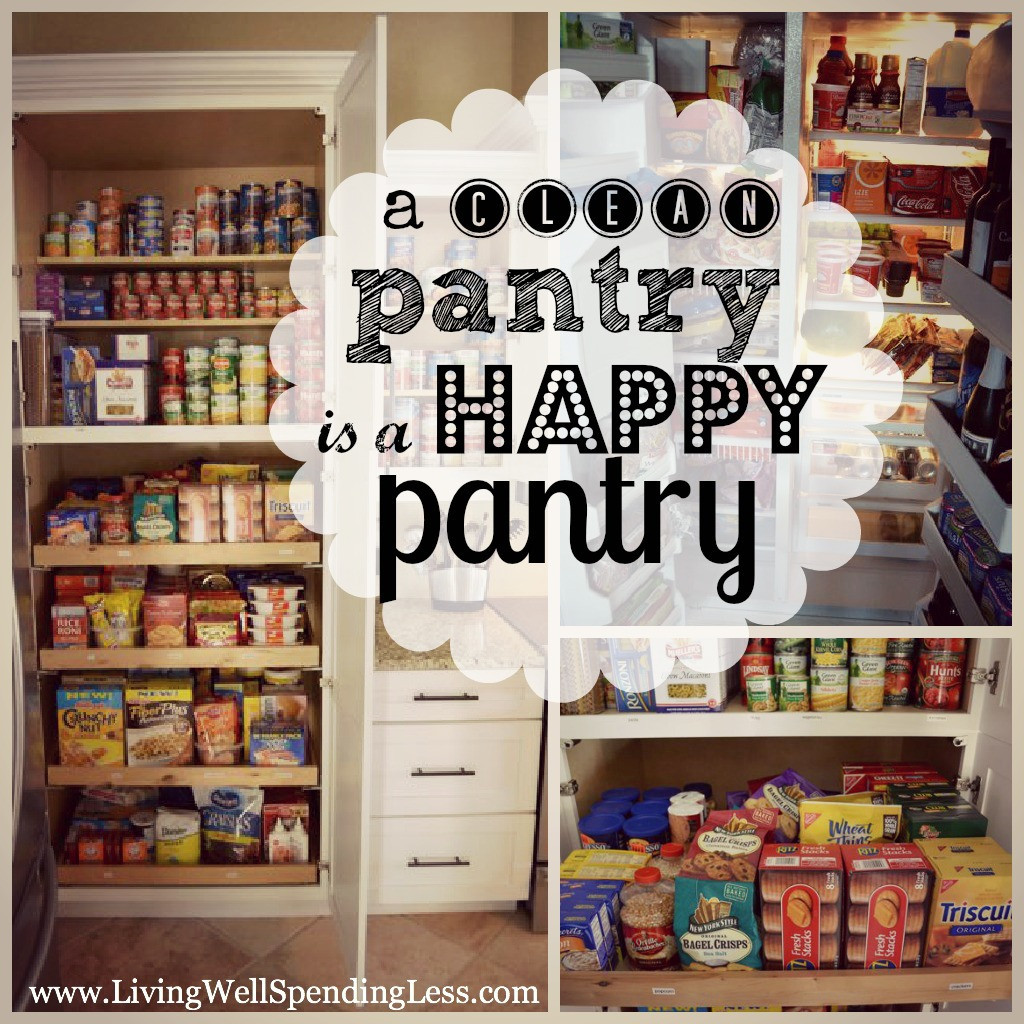 Best ideas about Organizing A Pantry . Save or Pin 30 Clever Ideas to Organize Your Kitchen Now.