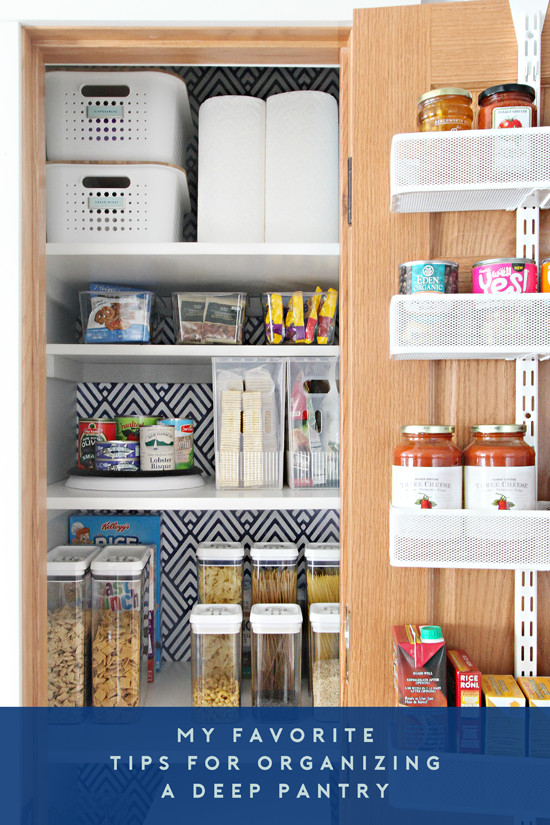 Best ideas about Organizing A Pantry . Save or Pin IHeart Organizing My Favorite Tips for Organizing a Deep Now.