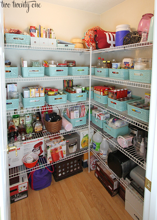 Best ideas about Organizing A Pantry . Save or Pin 20 Kitchen Pantry Ideas To Organize Your Pantry Now.
