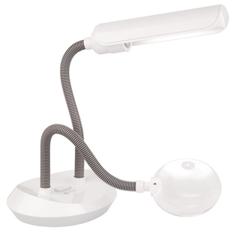 Best ideas about Ottlite Desk Lamp . Save or Pin Amos Advantage OttLite DuoFlex Magnifier Desk Lamp Now.