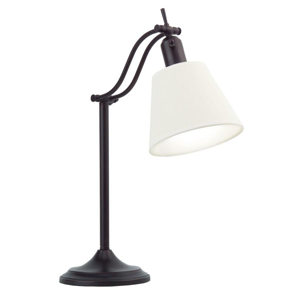 Best ideas about Ottlite Desk Lamp . Save or Pin OttLite 16 in Antiqued Bronze Desk Lamp 20M30BZD The Now.