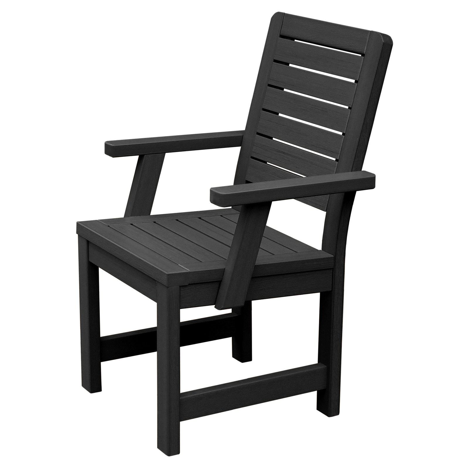 Best ideas about Outdoor Chairs Walmart . Save or Pin Sling Black Outdoor Chairs Bamboo Set of 2 Walmart Now.