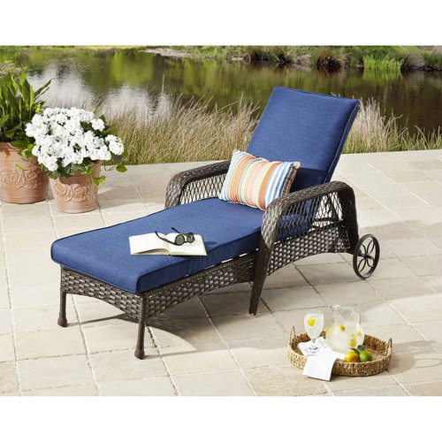 Best ideas about Outdoor Chairs Walmart . Save or Pin Better Homes and Gardens Patio Furniture Walmart Now.