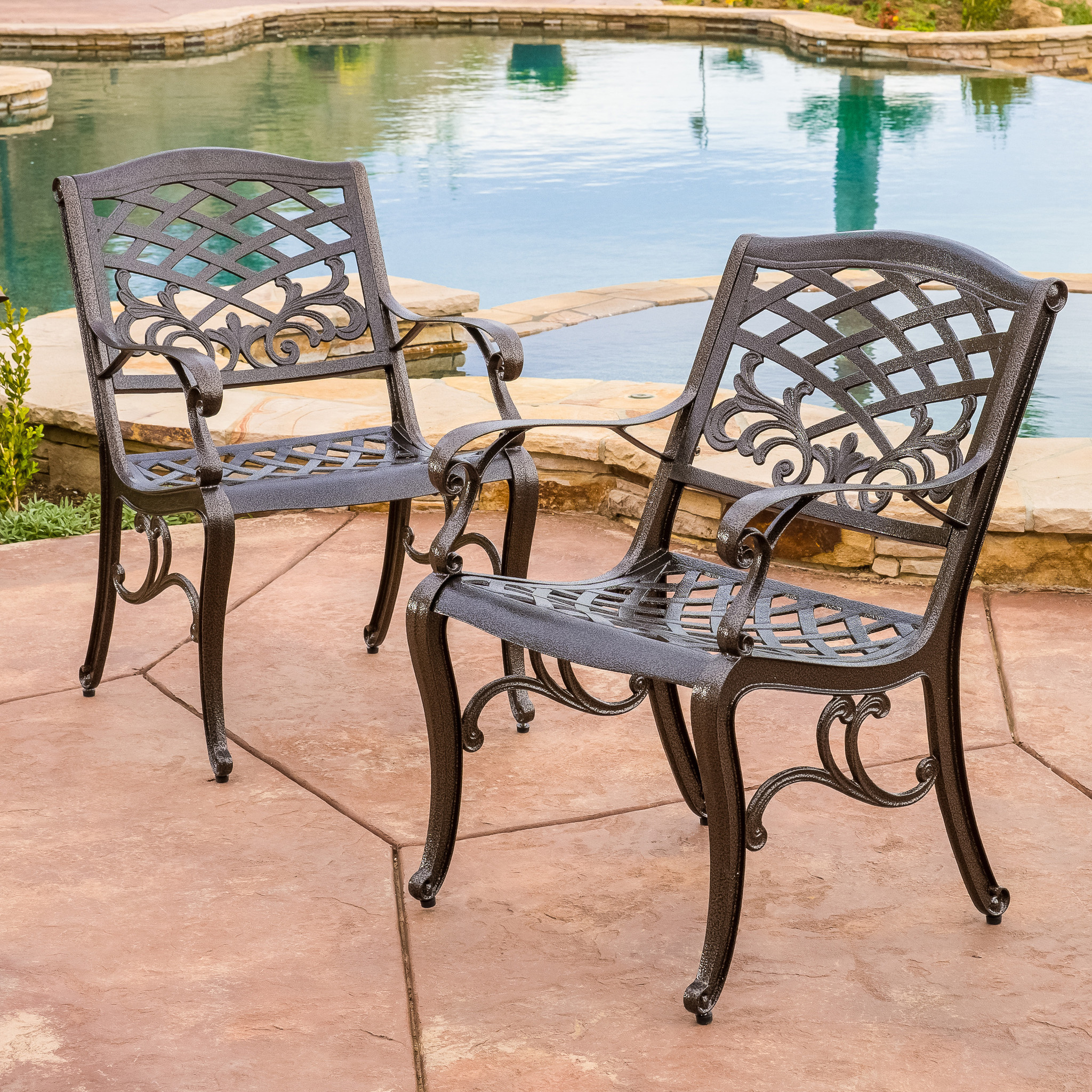 Best ideas about Outdoor Chairs Walmart . Save or Pin Wicker Brown Outdoor Chairs Walmart Now.