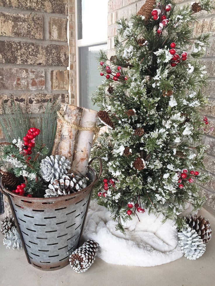 Best ideas about Outdoor Christmas Decor . Save or Pin 1000 ideas about Outside Christmas Decorations on Now.