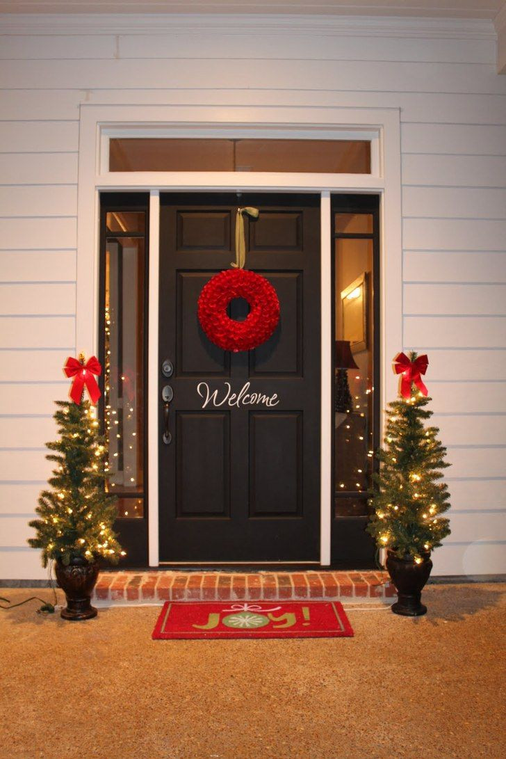 Best ideas about Outdoor Christmas Decor . Save or Pin Outdoor Christmas Decorations For A Livelier And More Now.