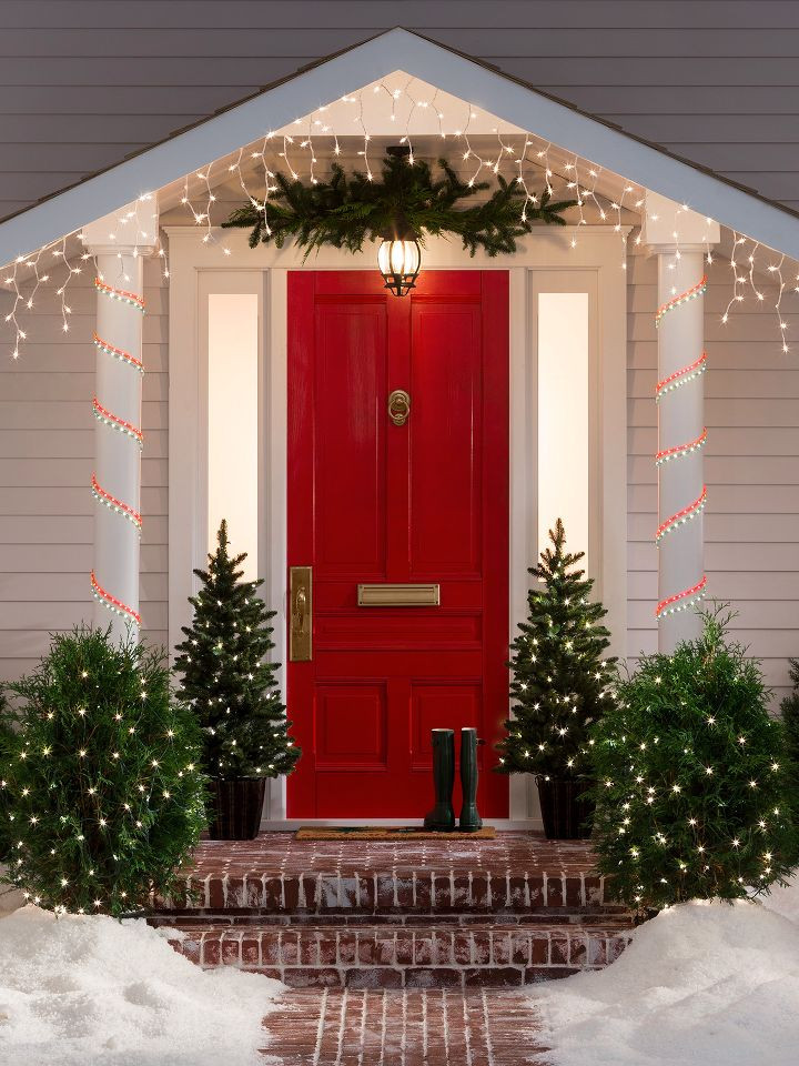 Best ideas about Outdoor Christmas Decor . Save or Pin Outdoor Christmas Decorations Tar Now.