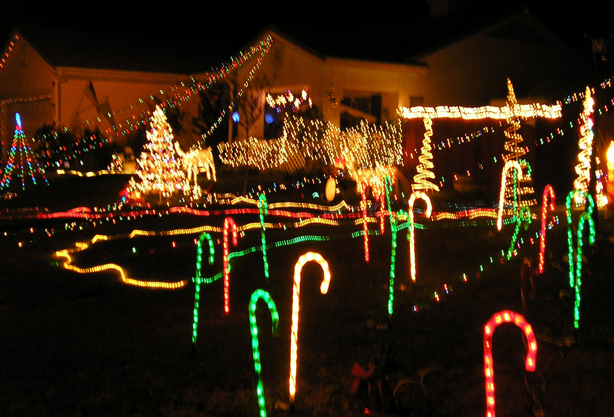 Best ideas about Outdoor Christmas Lights Ideas . Save or Pin reason for season Now.