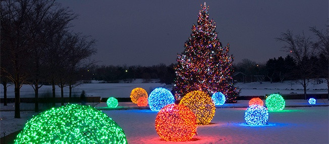 Best ideas about Outdoor Christmas Lights Ideas . Save or Pin Outdoor Christmas Decorating Ideas Now.