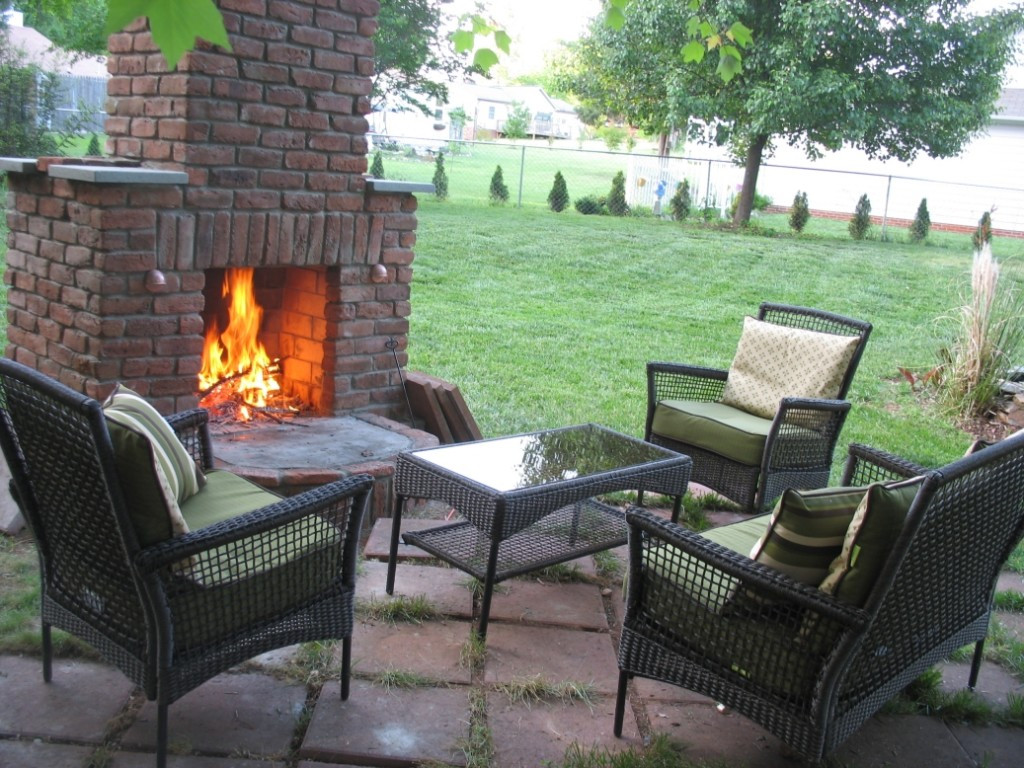 Best ideas about Outdoor Fireplace DIY . Save or Pin 12 Outdoor Fireplace Plans Add Warmth and Ambience to Now.