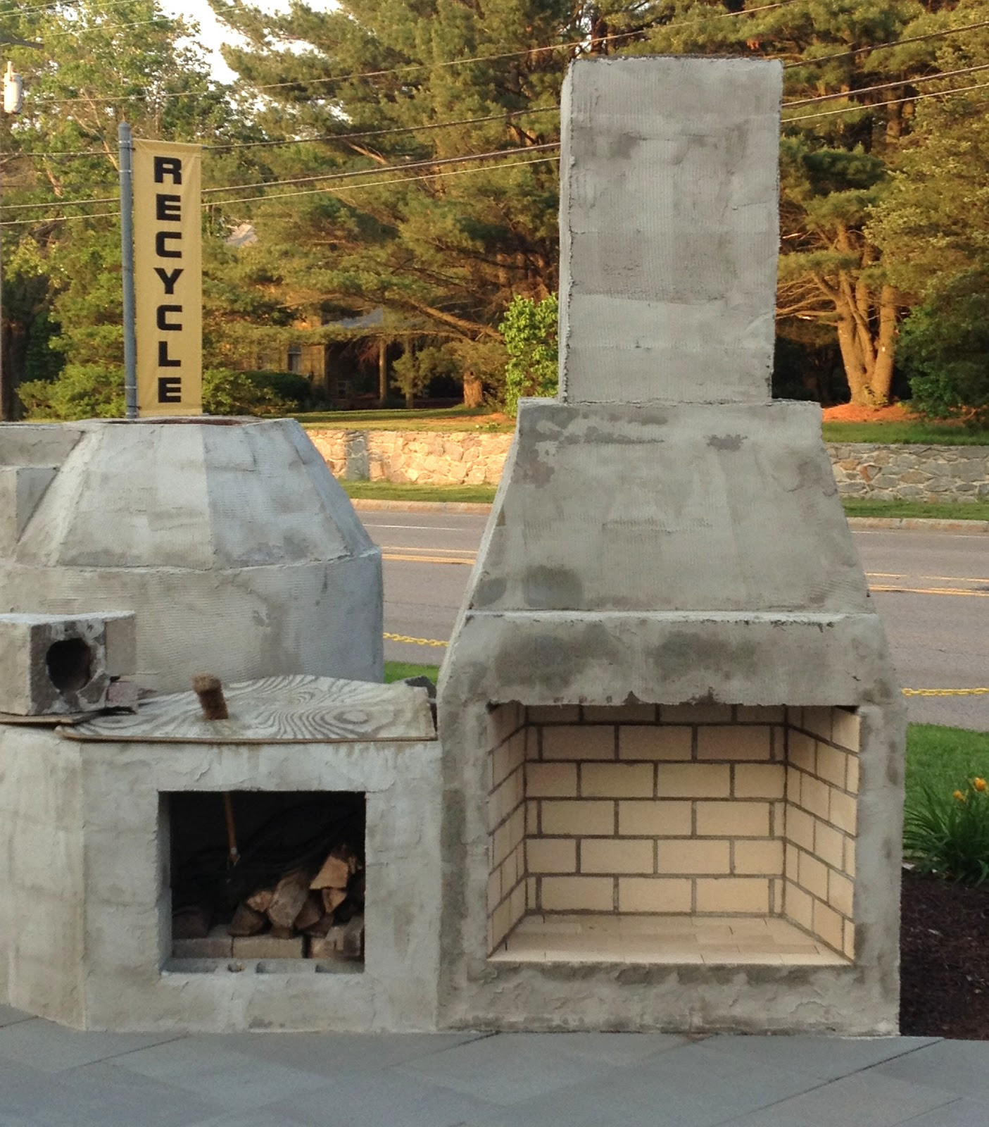 Best ideas about Outdoor Fireplace DIY . Save or Pin Outdoor Fireplace Kits for the DIYer Shine Your Light Now.