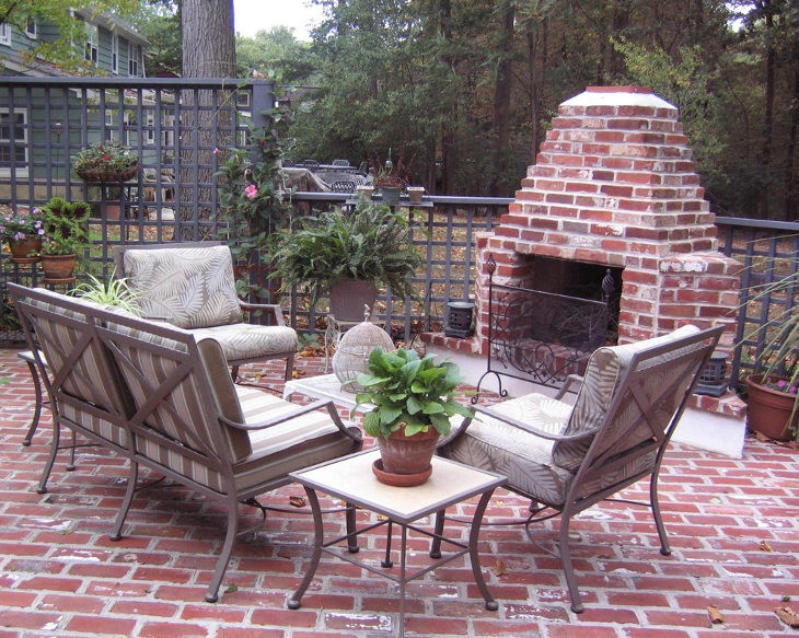 Best ideas about Outdoor Fireplace DIY . Save or Pin 24 Outdoor Fireplace Designs Ideas Now.