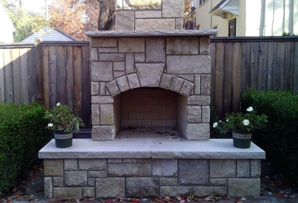 Best ideas about Outdoor Fireplace DIY . Save or Pin Amazing Living Room The Most Build Your Own Outdoor Now.