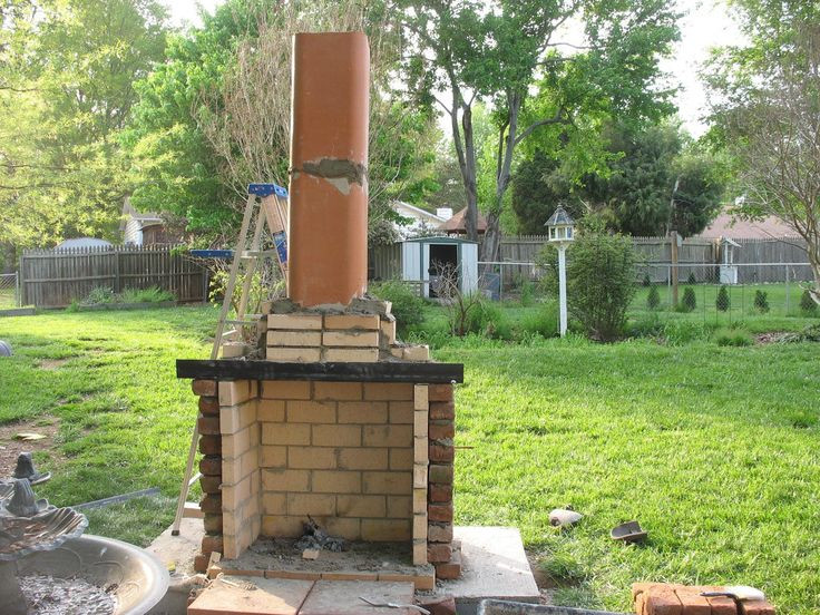 Best ideas about Outdoor Fireplace DIY . Save or Pin Best 25 Outdoor fireplace plans ideas on Pinterest Now.
