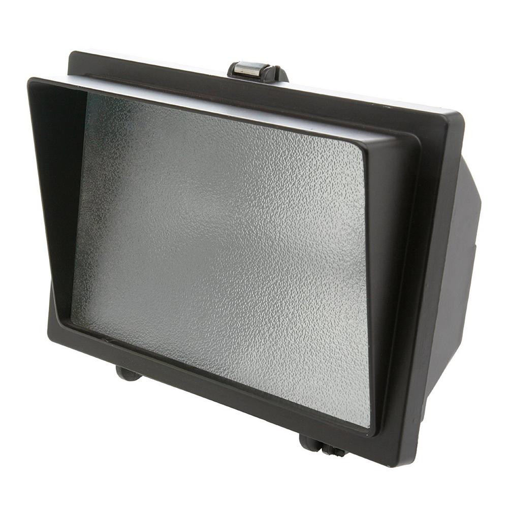 Best ideas about Outdoor Flood Light Fixtures . Save or Pin Lithonia Lighting 150 Watt Bronze Outdoor High Pressure Now.