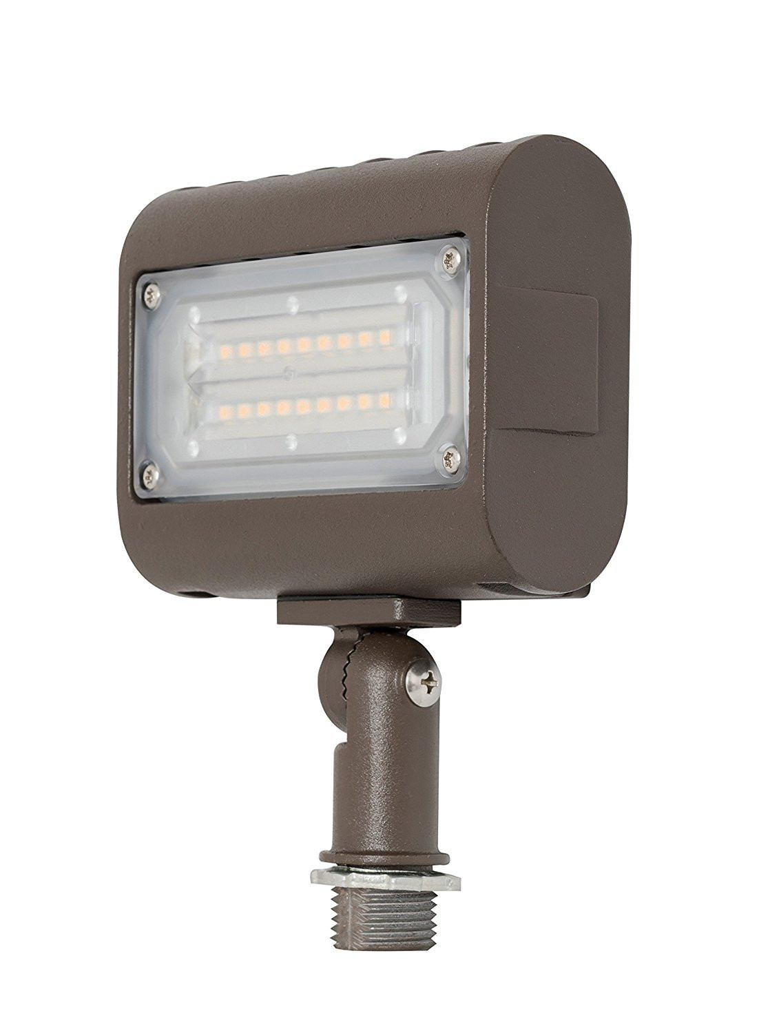 Best ideas about Outdoor Flood Light Fixtures . Save or Pin Westgate LED Outdoor Flood Light – Knuckle Mount Security Now.