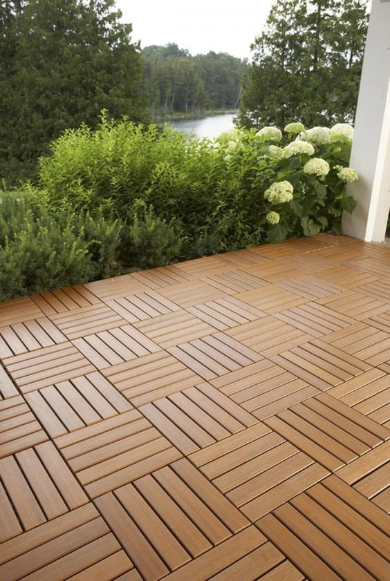 Best ideas about Outdoor Flooring Options . Save or Pin 9 DIY Cool & Creative Patio Flooring Ideas Now.
