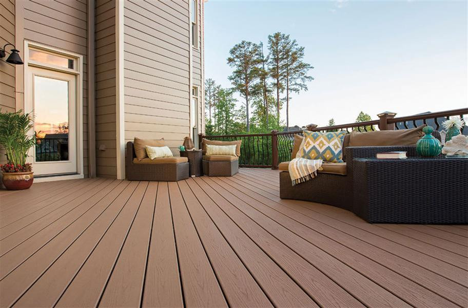 Best ideas about Outdoor Flooring Options . Save or Pin 8 Outdoor Flooring Options for Style & fort Now.