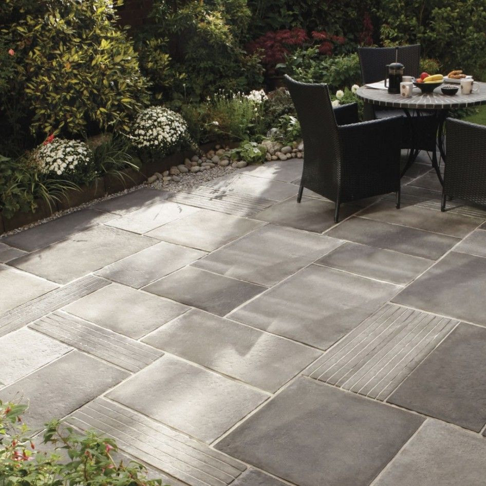Best ideas about Outdoor Flooring Options . Save or Pin Depiction of Several Outdoor Flooring Over Concrete Styles Now.