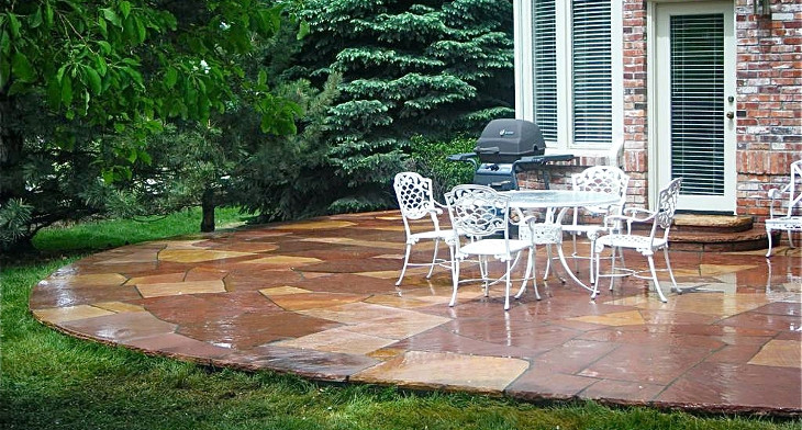 Best ideas about Outdoor Flooring Options . Save or Pin 18 Patio Flooring Designs Ideas Now.