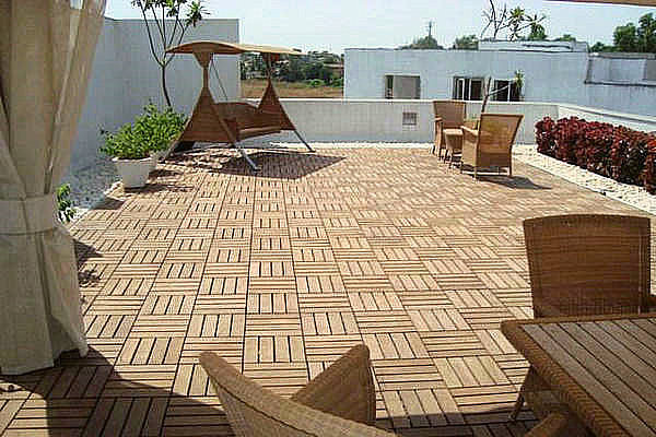 Best ideas about Outdoor Flooring Options . Save or Pin The Idea of Outdoor Flooring Over Concrete Now.