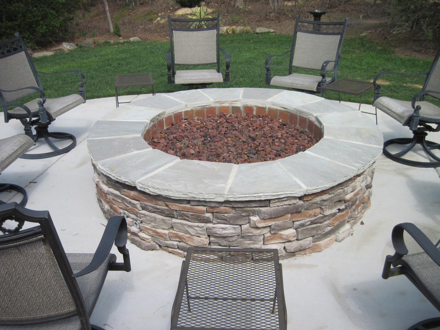 Best ideas about Outdoor Gas Fire Pits . Save or Pin Raleigh Outdoor Fire Pit Builder Now.