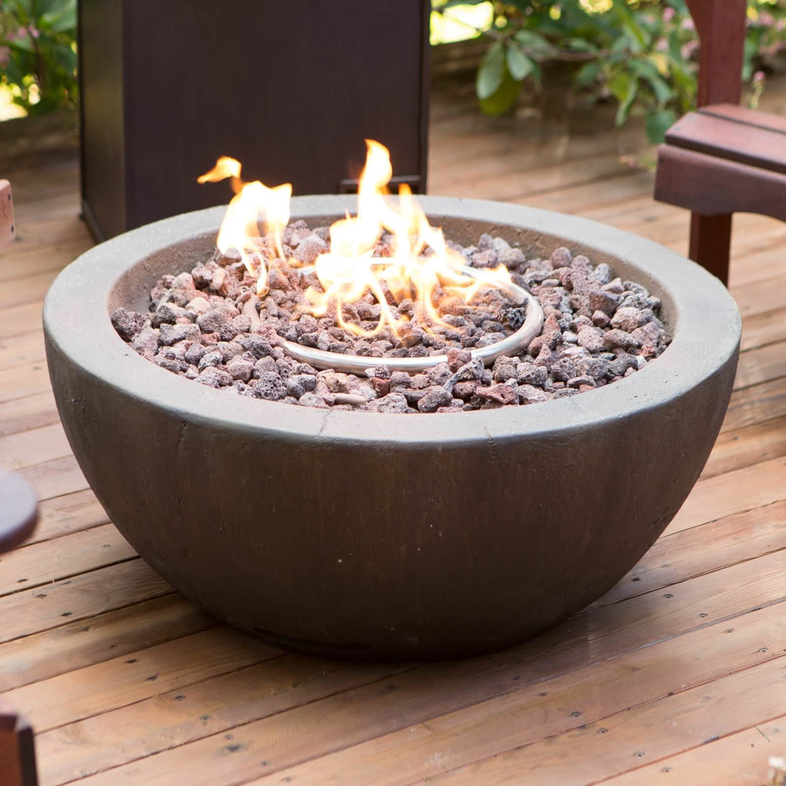 Best ideas about Outdoor Gas Fire Pits . Save or Pin 42 Backyard and Patio Fire Pit Ideas Now.