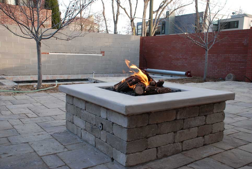 Best ideas about Outdoor Gas Fire Pits . Save or Pin Gas Outdoor Fire Pit Now.
