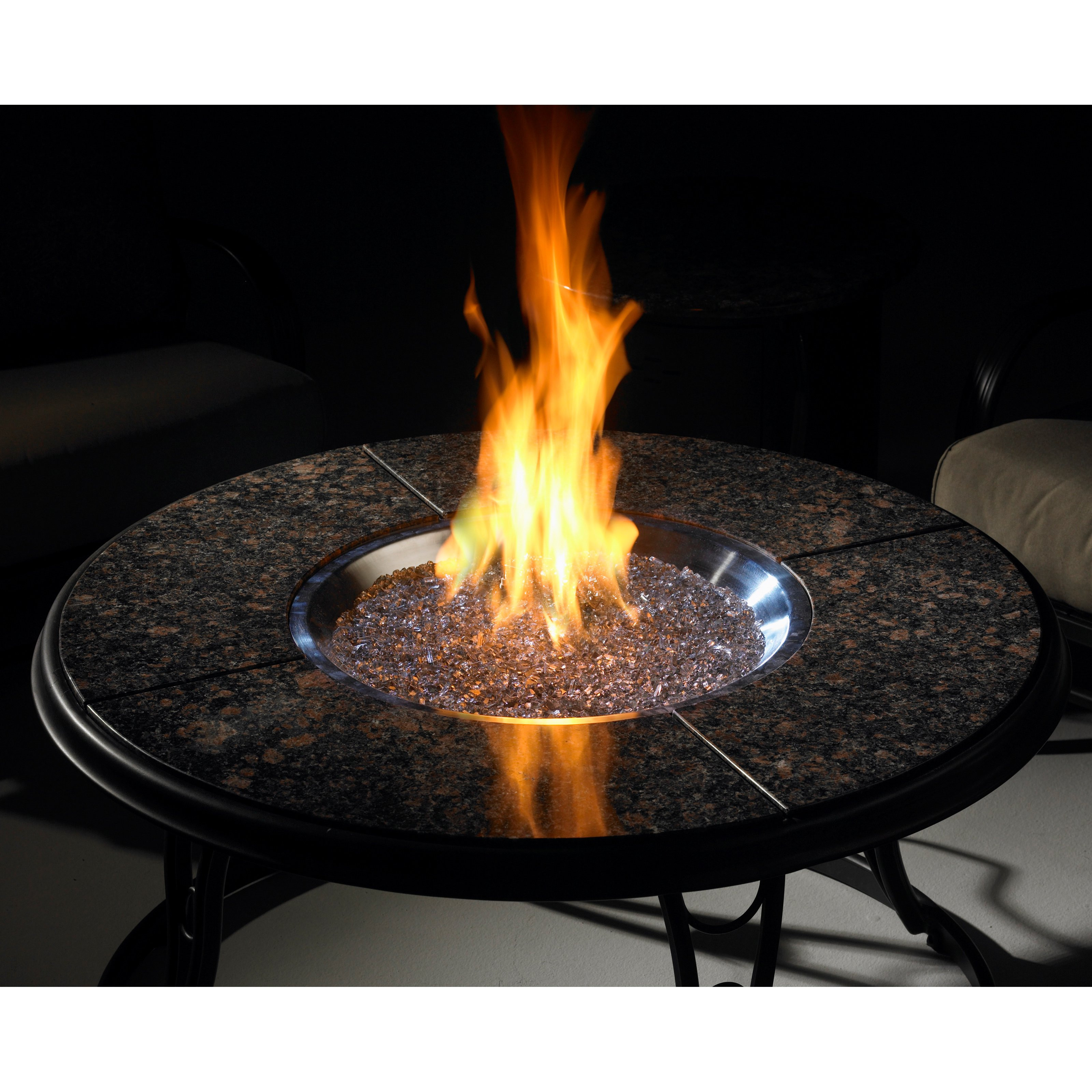 Best ideas about Outdoor Gas Fire Pits . Save or Pin Outdoor GreatRoom Granite Gas Fire Pit Table at Hayneedle Now.