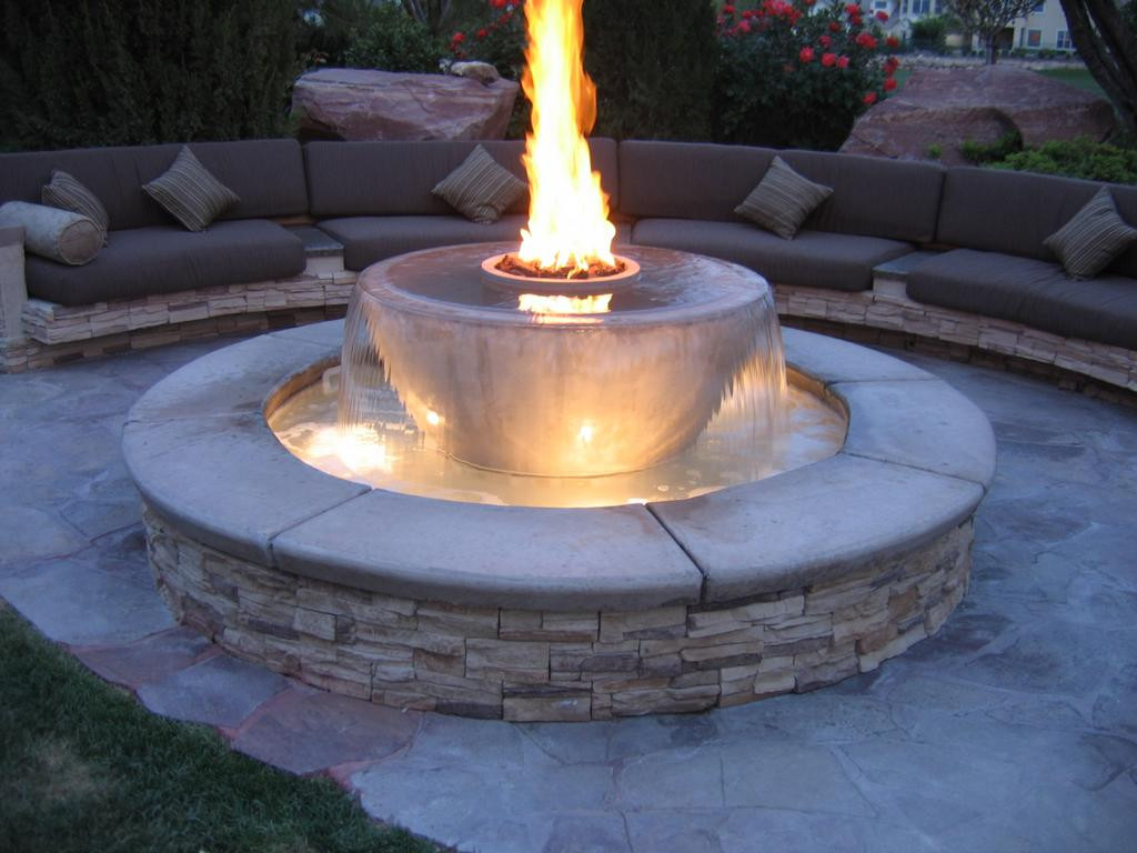 Best ideas about Outdoor Gas Fire Pits . Save or Pin What are the different types of outdoor fire pits Now.