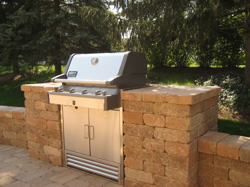 Best ideas about Outdoor Grill Enclosure . Save or Pin Chicago Brick Grill Enclosures Backyard Now.