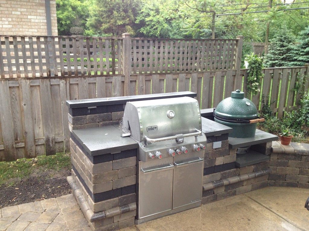 Best ideas about Outdoor Grill Enclosure . Save or Pin Grill Enclosures Pavestone Brick PavingPavestone Brick Now.