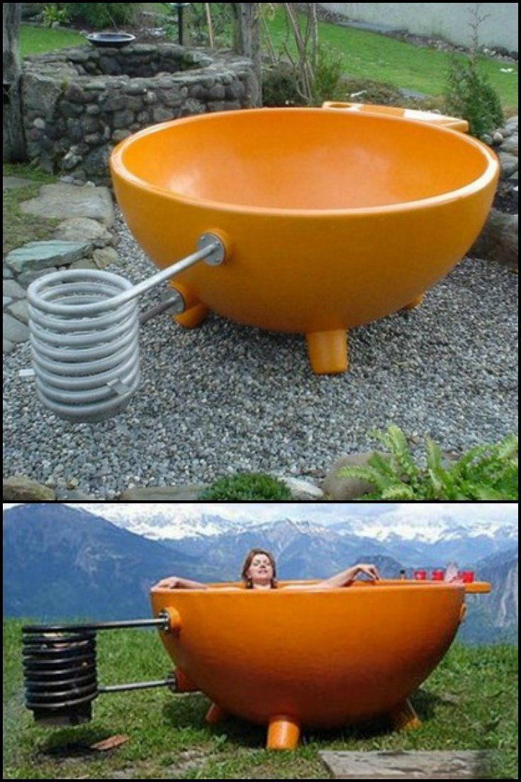 Best ideas about Outdoor Hot Tubs . Save or Pin 1000 ideas about Outdoor Hot Tubs on Pinterest Now.