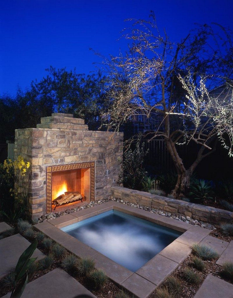 Best ideas about Outdoor Hot Tubs . Save or Pin Sizzling outdoor hot tubs that will make you want to Now.