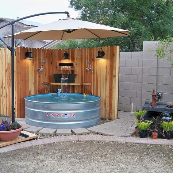 Best ideas about Outdoor Hot Tubs . Save or Pin Fascinating Outdoor Hot Tubs That Will Add Style To Your Life Now.