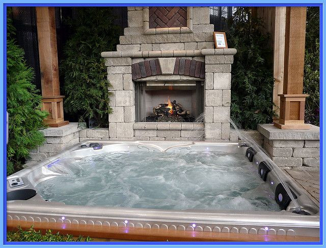 Best ideas about Outdoor Hot Tubs . Save or Pin Best 25 Outdoor hot tubs ideas on Pinterest Now.