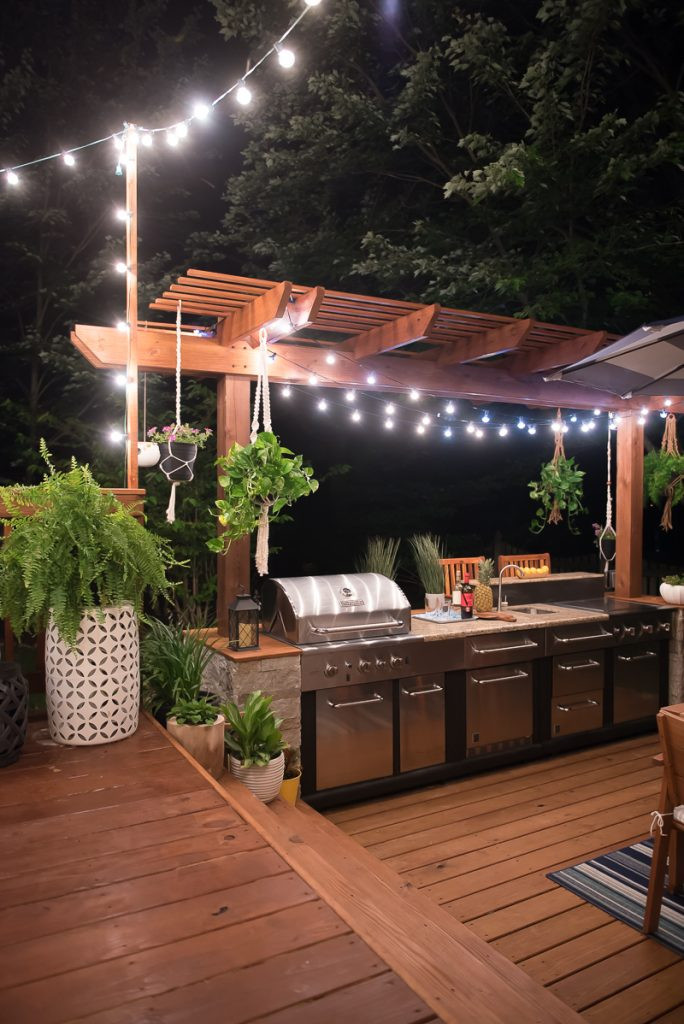 Best ideas about Outdoor Kitchen Diy . Save or Pin AMAZING OUTDOOR KITCHEN YOU WANT TO SEE Now.