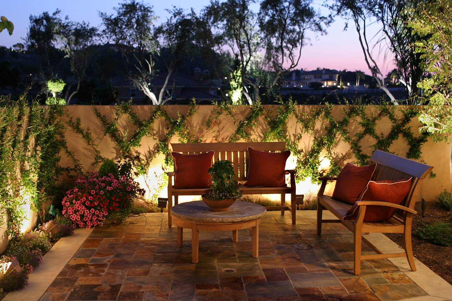 Best ideas about Outdoor Lighting Ideas . Save or Pin landscape lighting Now.